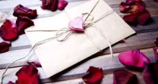 Как написать и оформить красивое любовное письмо