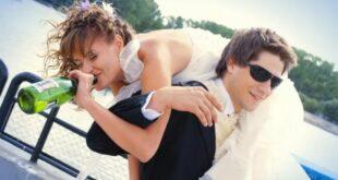 Как невесте не напиться