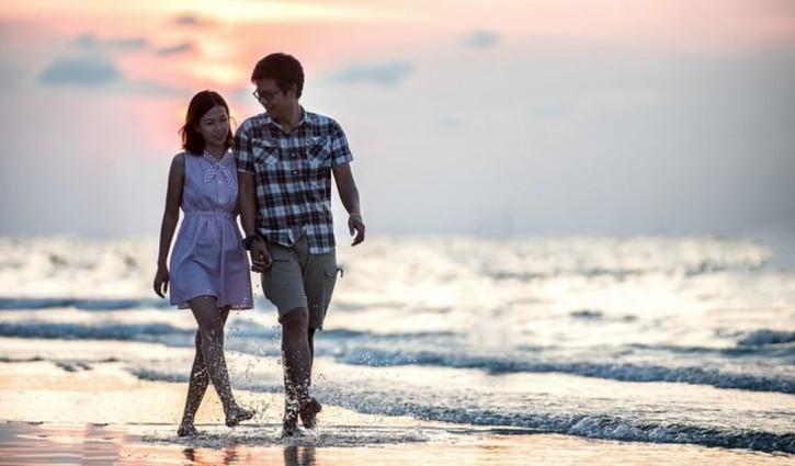 Прогулка по берегу