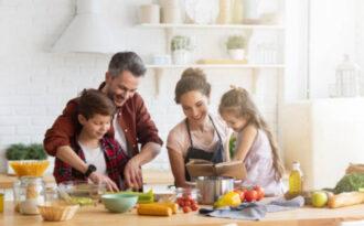Залог здоровой семьи