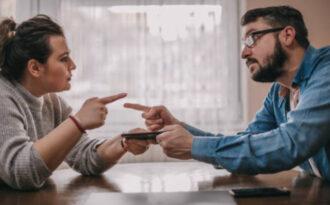 нервотрёпки от жены