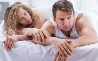 Почему мужчина за 30 не хочет секса